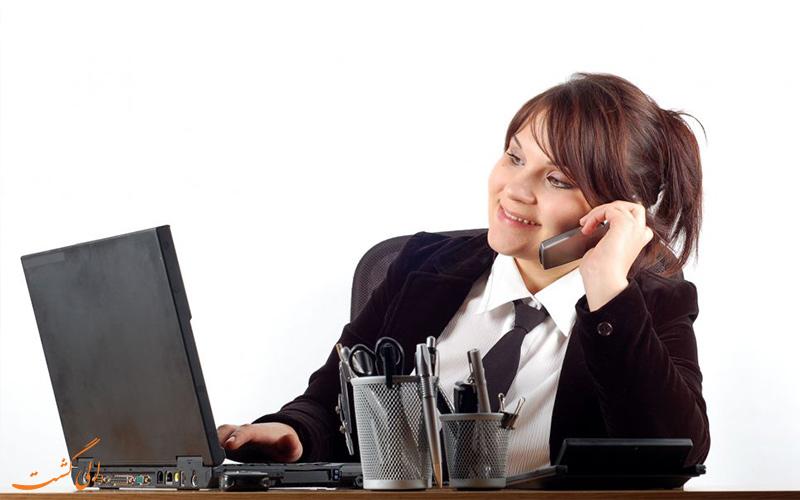 بازاریابی تلفنی مؤثر- نحوه ارتباط با مشتری