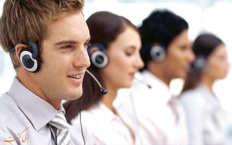 بازاریابی تلفنی مؤثر- ارتباط با راهنما مشتری