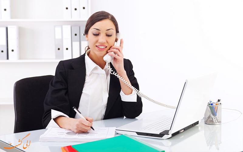بازاریابی تلفنی مؤثر- نحوه تماس با مشتری
