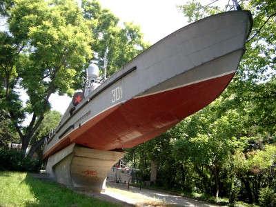 موزه نیروی دریایی ورنا