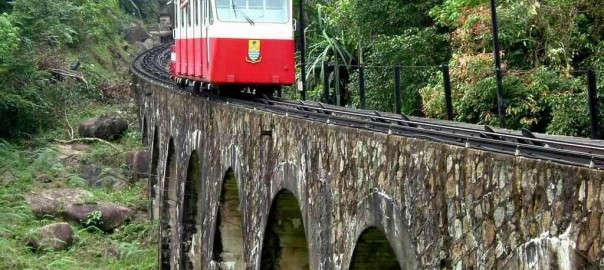 خط راه آهن پنانگ