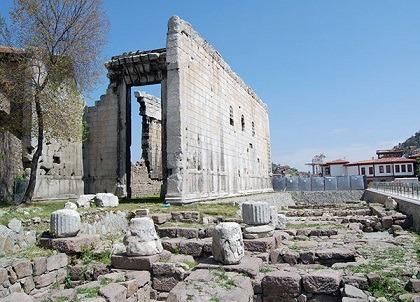 معبد آگوستوس آنکارا