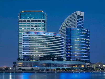 InterContinental Dubai Festival City+