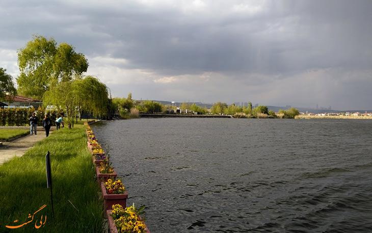 دریاچه موگان