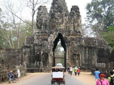 سیهانوک ویل در کامبوج
