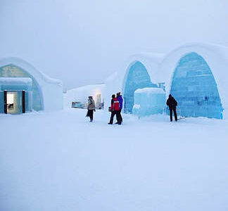 Icehotel، سوئد
