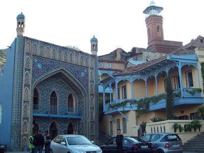 مسجد دو محراب