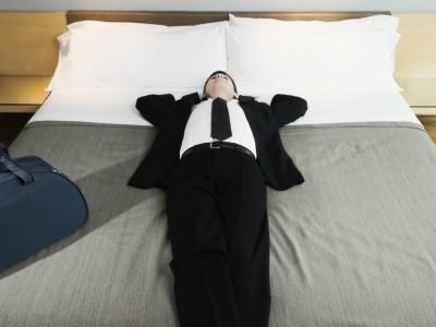 خواب راحت در هتل