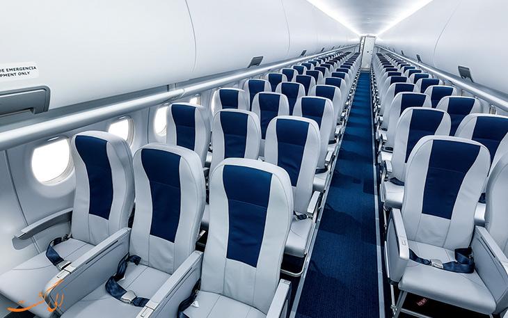 بهترین صندلی هواپیما کدام است