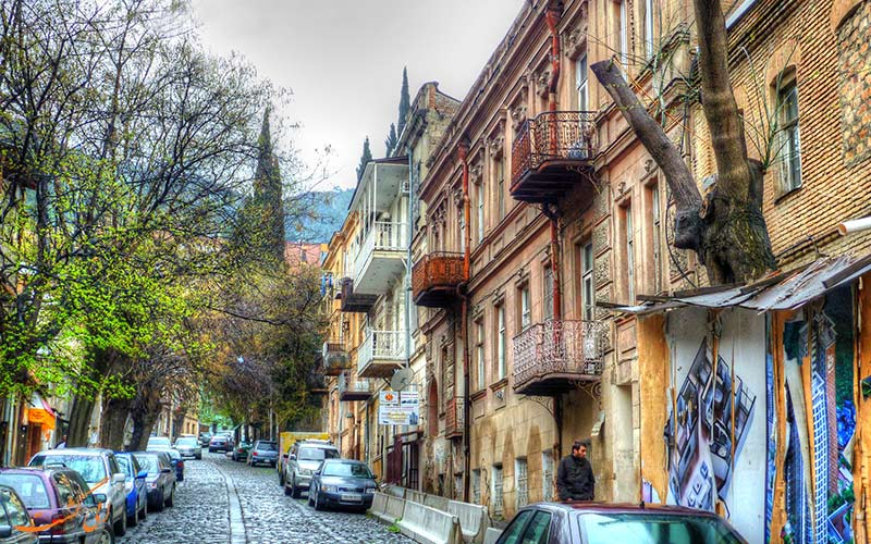 streets 7 Reasons to Travel to Georgia