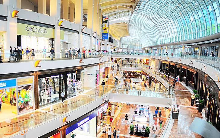 بهترین مراکز خرید سنگاپور