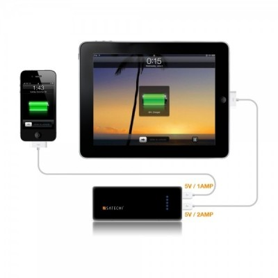 Portable Power Pack For USB Devices