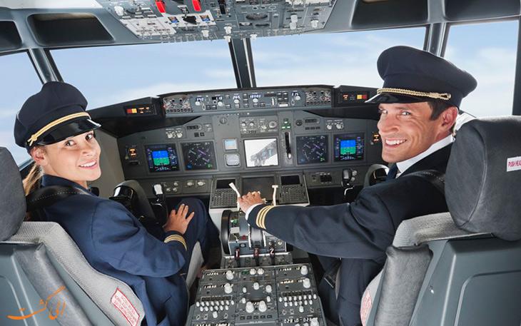 12 نکته جالب درباره خلبانان