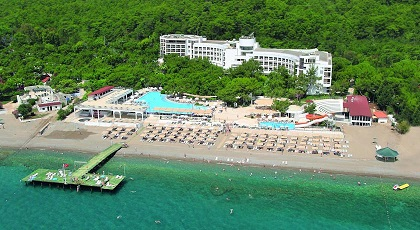 هتل لوکس مجستی کلاب در آنالیا