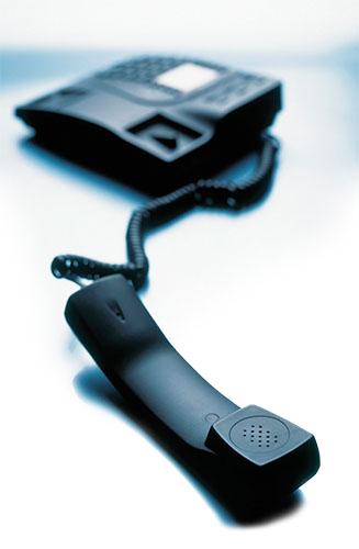 تلفنِ کاری