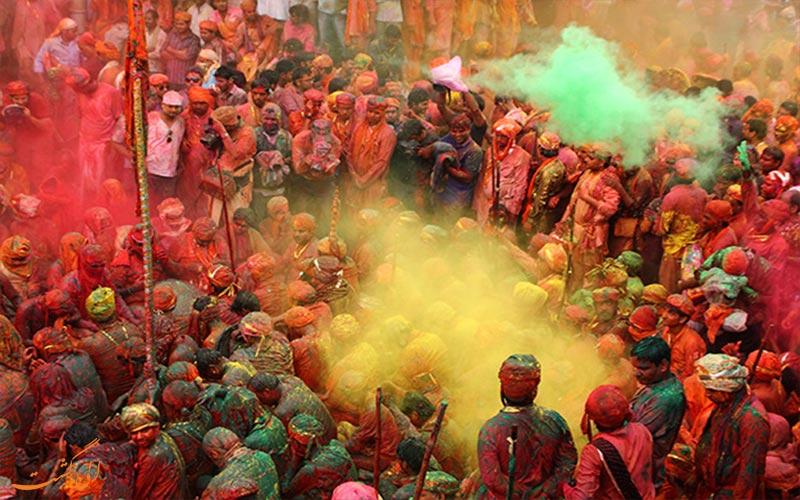 Holi-Festival - جشن رنگ در هندوستان