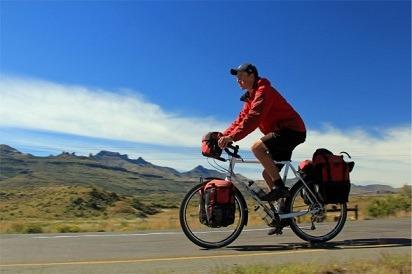 سفر با دوچرخه