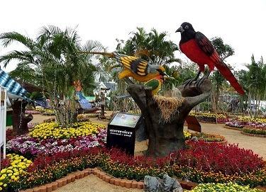 نمایشگاه پرنده نی