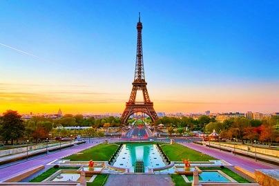 پاریس، عروس شهرهای دنیا
