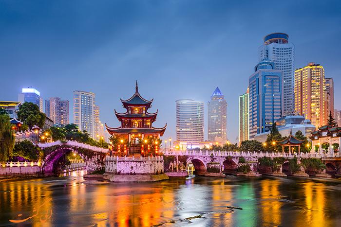 چین برای ماه عسل