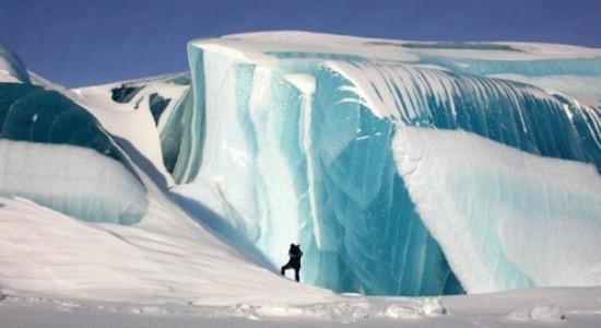 موج یخ زده