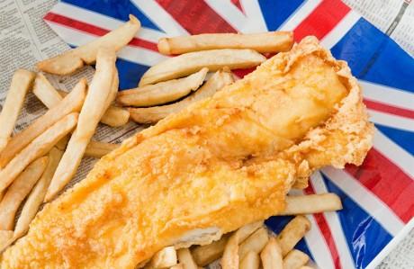 غذای انگلیسی
