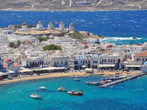 جزایر یونان