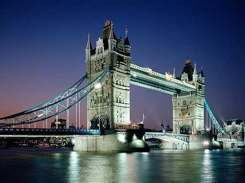 جاذبه های گردشگری لندن