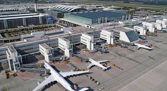 بهترین فرودگاه های دنیا