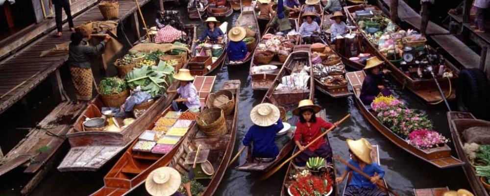 بازار روی آب