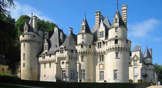 قصر chateau