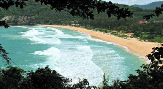 سواحل آسیا