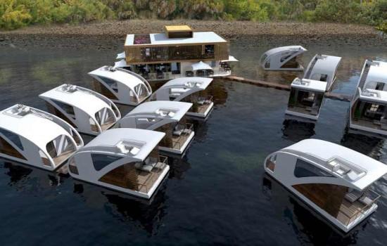 هتل های آینده