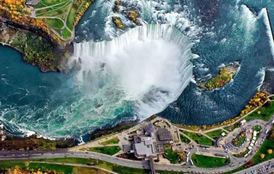 اعجاب انگیزترین آبشارها