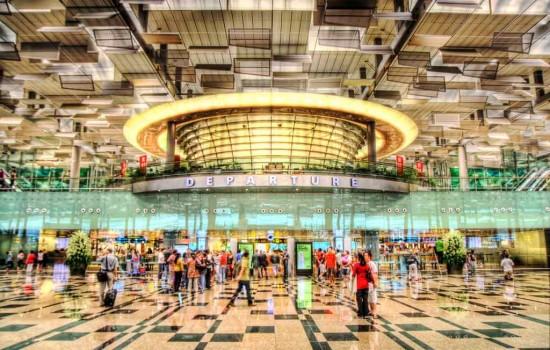 فرودگاه چانگی