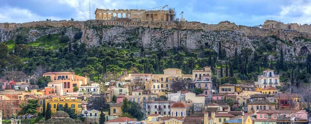 آداب و رسوم یونان