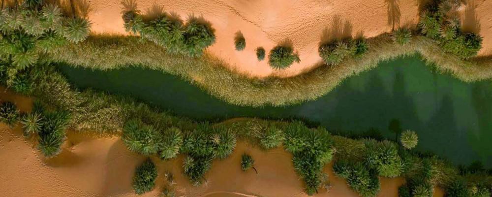 دریاچه اوباری