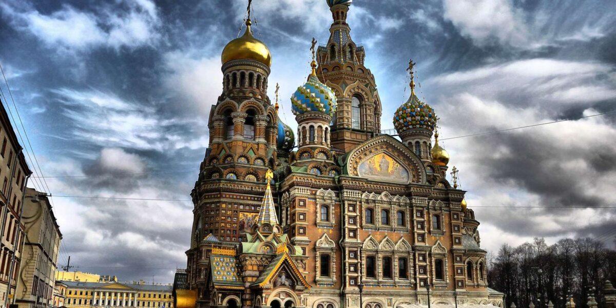 کلیسای ناجی خون ریخته شده