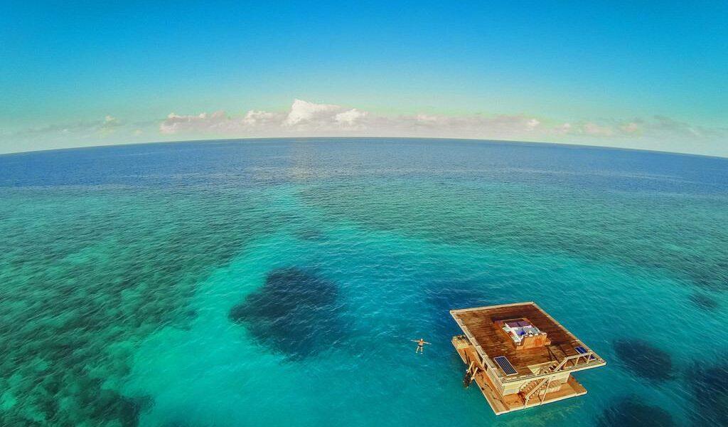 اتاق های زیر آب