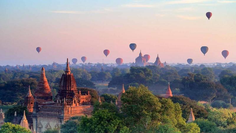 باگان - میانمار 