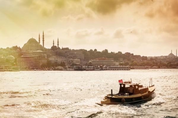 مناظر استانبول