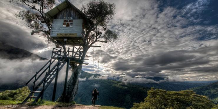تاب کاسا دل اربول | اکوادور