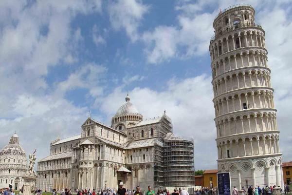 برج  Pisa