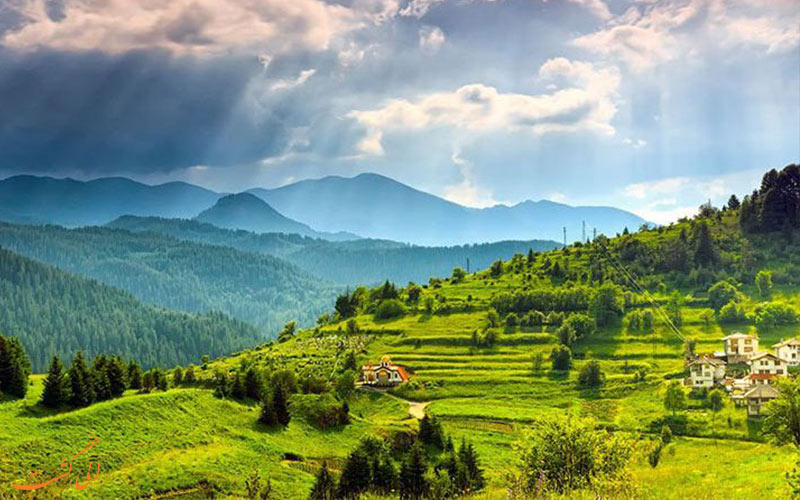 حقایقی درباره بلغارستان - بلغارستان و طبیعتش