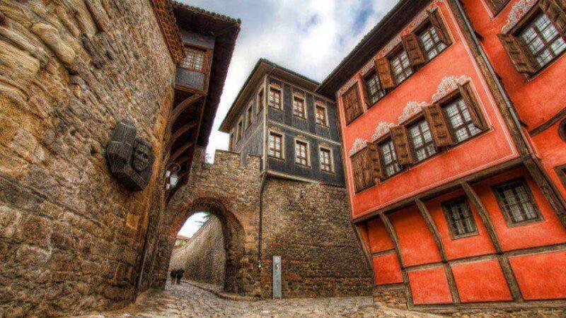 شهر-کهن-پلودیو--بلغارستان