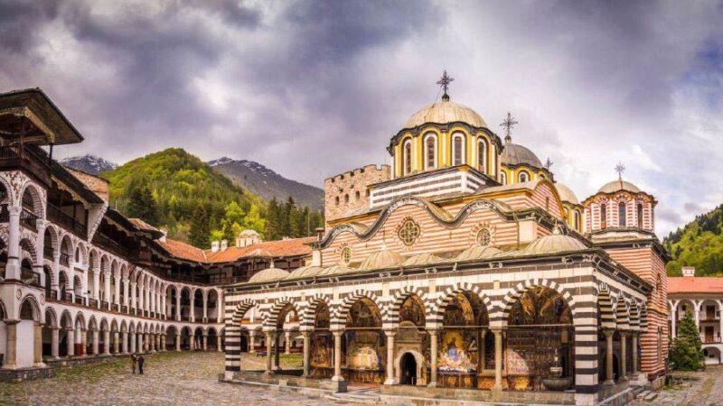 صومعه-ریلا-بلغارستان