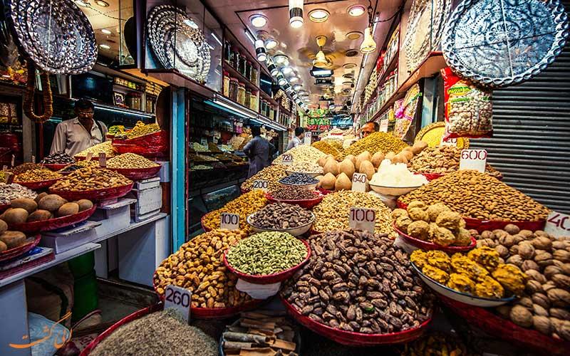 بازار خاری بائولی دهلی نو
