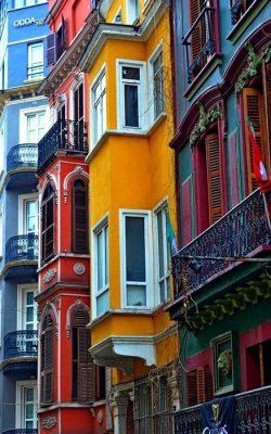 خانه های دیدنی استانبول