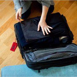 راهی برای بستن چمدان