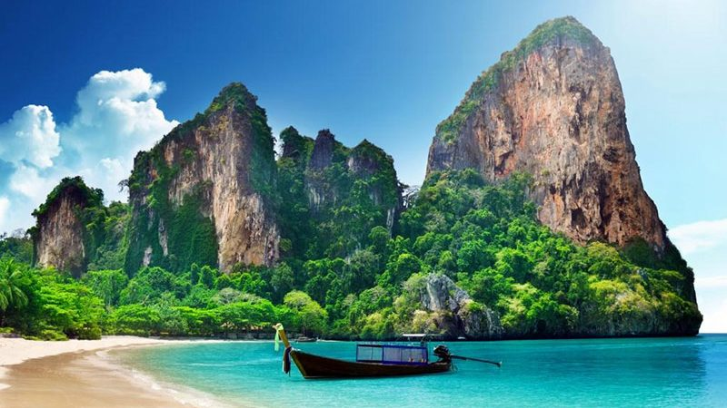 جزیره زیبای کرابی